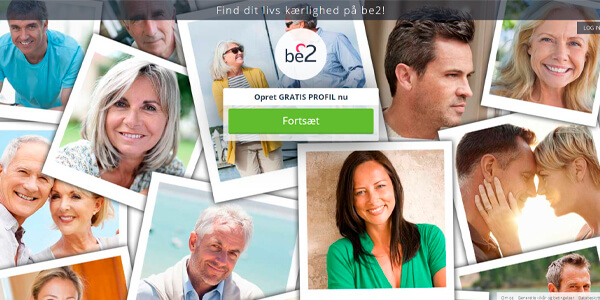 Be2.dk - seriøs dating site for alle