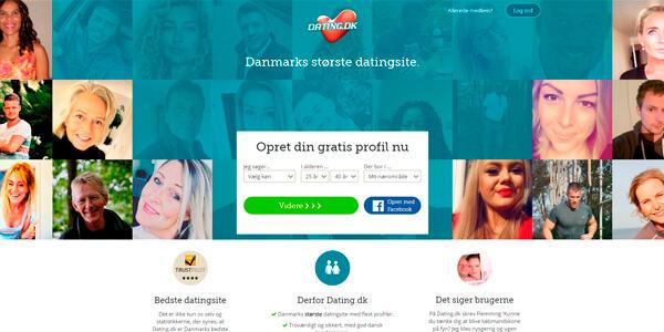 Dating.dk - Danmarks største og ældste dating sidete