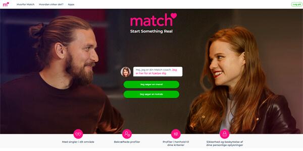 Anmeldelse af Match.com