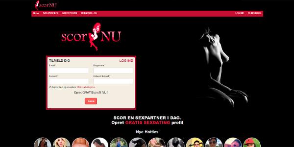 ScorNU.com - scor en sexpartner i dag