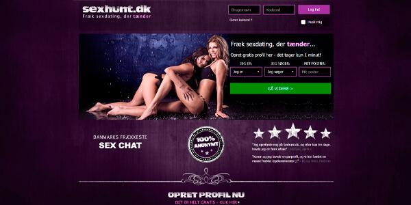 Anmeldelse af Sexhunt.dk