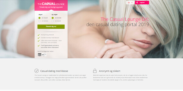 TheCasualLounge.dk – sikkert og sofistikeret sexdating